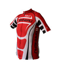 Authentic USA made 2XL Louis Garneau Elite X-Racer road cycling jersey full zip