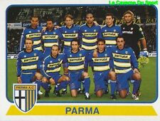 265 SQUADRA TEAM PARMA ITALIA AC.PARMA STICKER CALCIATORI 2004 PANINI