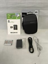 Sony Cybershot DSC-W830 20.1MP Digital SLR Camera Accessories Bundle. NO CAMERA!