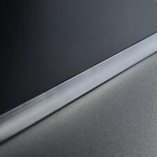 PVC WORKTOP SEAL flexible strip trim splashback edging