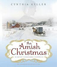 An Amish Christmas: A Novel 2010 by Keller, Cynthia 0307751058 Ex-library