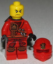 Lego New Kai Ninjago Ninja with Scabbard From Set 70750 Minifigure