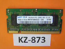 Samsung 1GB 2Rx16 M470T2864DZ3-CE6 Laptop Memory PC2-5300 #kz-873