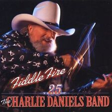 Fiddle Fire, The Charlie Daniels Band, Good CD