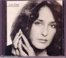 JOAN BAEZ Honest Lullaby 1990 Epic Label CD 70s Pop Folk Rock