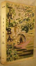 ESME THI-BA FILLE D'ANNAM 1956 SIX PLANCHES exemplaire numéroté avec suite