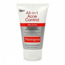 Neutrogena All-in-1 Acne Control Daily Scrub 4.2 fl oz