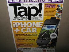 NEW! TAP! The iPhone 4S & iPad Magazine Issue 10 November 2011 Best Apps iOS5