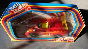 Hot Wheels Super Ferrari P8 Made in Italy - Boxed 1/25 Excellent Condition