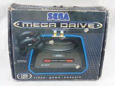 Sega Mega Drive 2 Console Boxed