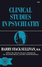Clinical Studies In Psychiatry (Norton Library)