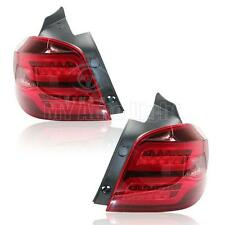 LED Taillights for Chevrolet Cruze Hatchback 2009-2014 Rear Tail Lamps Smoke Red