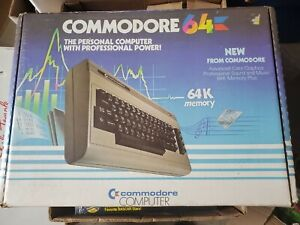 Commodore 64 Box Only