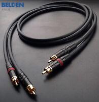Belden BRILLIANCE 1505F Interconnect cables – 0.5m (50cm)  length