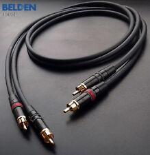 Belden BRILLIANCE 1505F Interconnect cables – 1m length