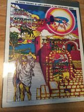 Led Zeppelin Jethro Tull Live Cali. No Cd Lp 1969 Rare Original Poster 50 Years