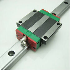 "20 Linear Guided Block Bearing and Rail 59"" (4 Bearings + 2 Rails) Package"