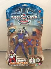Biker Mice From Mars - Vinnie motocross figure boxed