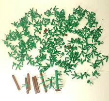 LEGO® Green grass jungle forest parts lot bamboo leaves minifig parts 250+