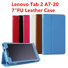 """Lenovo Tab 2 A7-20 7"""" Tablet PU Leather Case Cover Stand A7-10, A7-20, A7-20F"""