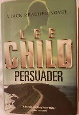 Persuader Lee Child Hardcover 2003