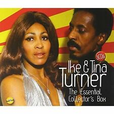 IKE & TINA TURNER The Essential Collector's Box 3CD BRAND NEW