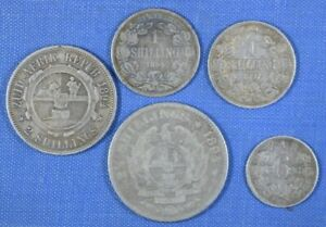 SMALL SELECTION OF ZAR COINS SOME SCARCER SOUTH AFRICA