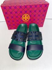 Tory Burch Ines Platform Wedge Sandals Size 8M