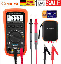 Crenova MS8233D automatisch digital Multimeter tragbare Prüfvorrichtung