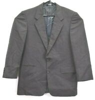 Gieves & Hawkes Saville Row Men's 40R Pure Wool 2 Button Desinger Sport Coat