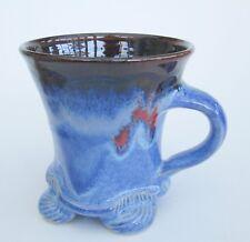 Stoneware Tea Coffee Mug BS Funky Handmade Steve Woodhead Ceramics