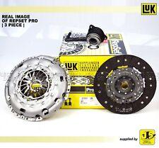 ORIGINALE OE Quality LUK REPSET PRO 3 piece Kit Frizione Per Audi Seat VW 624318034