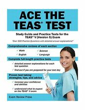 Ace the TEAS Test: Study Guide and Practice Tests for the TEAS ... Free Shipping