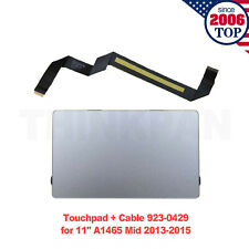 """US Trackpad Touchpad+Cable For MacBook Air 11"""" A1465 Mid 2013 Early 2014 2015"""