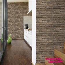 3D-Effekt-Steinmauer Wandtapeten GPS günstig kaufen | eBay