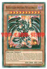 Yu Gi Oh : Yeux Rouges Ténèbres Dragon, Common, Neuf