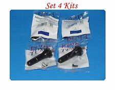 4 Kits TPMS Tire Pressure Monitoring System Snap In Tire Valve Stems Fits:FORD