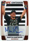 2011 Topps UFC Title Shot 152