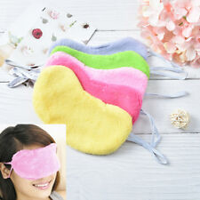 Soft Cotton Travel Sleeping Blindfold Shade Eyemask Cover  Moisturizing Eyemasks