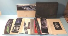 03 2003 Mercedes C Class/C240/C320/C32 AMG owners manual