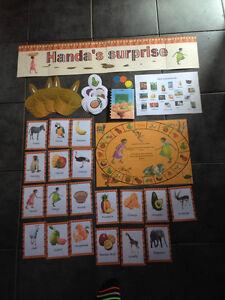HANDA'S SURPRISE  childminding/pre-school/nursery resouce FREE POST