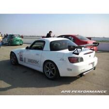 APR Performance Carbon Fiber GTC-200 Adjustable Wing Spoiler Honda S2000 AP1 AP2