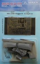 Aires 1/32 MiG-23MF Flogger B cockpit set for Trumpeter kit # 2137