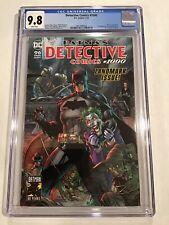 DETECTIVE COMICS #1000 (2019) JIM LEE MIDNIGHT VARIANT HORIZONTAL COVER CGC 9.8