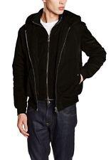 Armani Jeans Homme à Capuche Blouson/veste taille 56 (XXL)