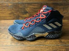 Adidas Mad Bounce PE Men's Size 13.5 John Wall Black Navy Red Rare EE5247