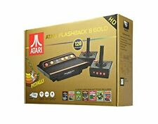 Retro Atari Flashback 8 Gold HD Electronic Games