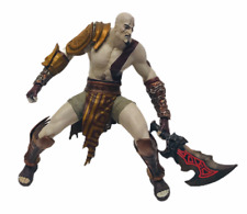 DC Direct God of War KRATOS Video Game Series Action Figure Rare