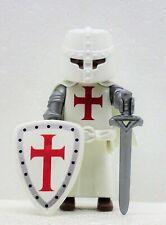 TEMPELRITTER TEMPLER ORDEN A PLAYMOBIL > Kreuzritter Sammlung Crusader Jerusalem