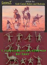 1:72 FIGUREN H023 ARAB CAMEL RIDERS/BEDOUIN - CAESAR WIRD NICHT MEHR PRODUZIERT